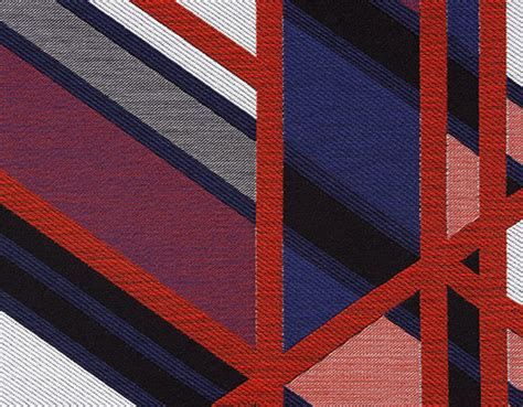 Graphical And Vivid Textures By Maharam (us) @ Dailytonic