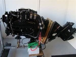 Mercruiser 260  5 7  Complete Engine Package