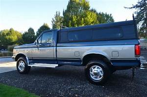 1987 Ford F  5 Speed Manual Trans  For