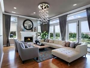 Moderne Gardinen Wohnzimmer : schenken sie ihrer wohnung moderne gardinen ~ Sanjose-hotels-ca.com Haus und Dekorationen