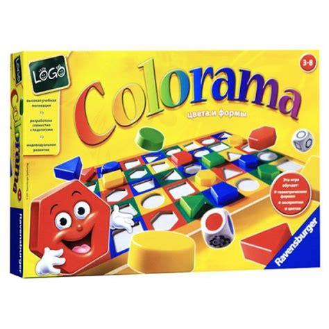 Ravensburger Attīstošā spēle Colorama, no 3 gadiem 24436 ...
