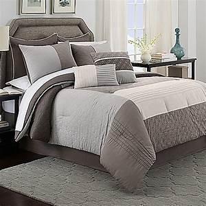 Cortez 8 Piece Comforter Set Bed Bath Beyond