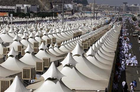 cuisine arabie saoudite des tentes de luxe pour des millions de personnes en