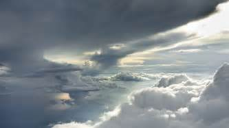 Himalayas Carpet by Storm Clouds Full Hd Desktop Wallpapers 1080p