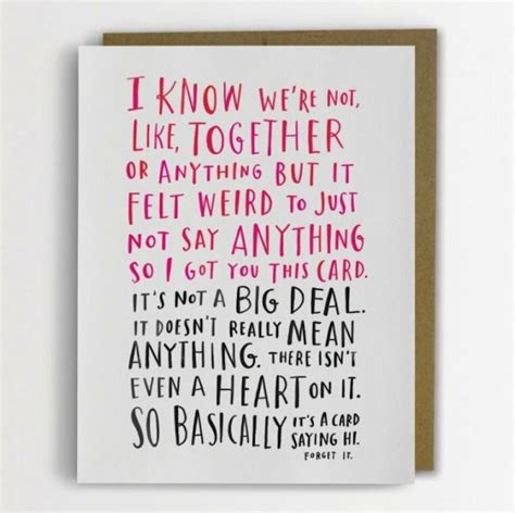 Hilariously awkward cards twist Hallmark sentiments to ...