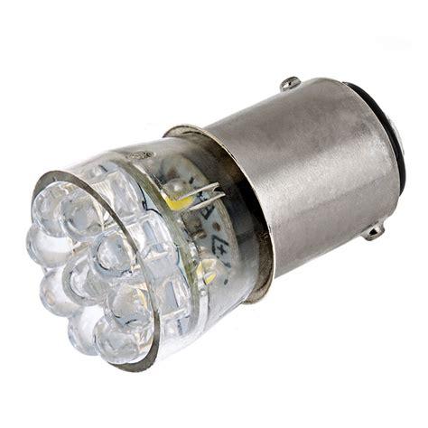 1142 led bulb 15 led forward firing cluster ba15d