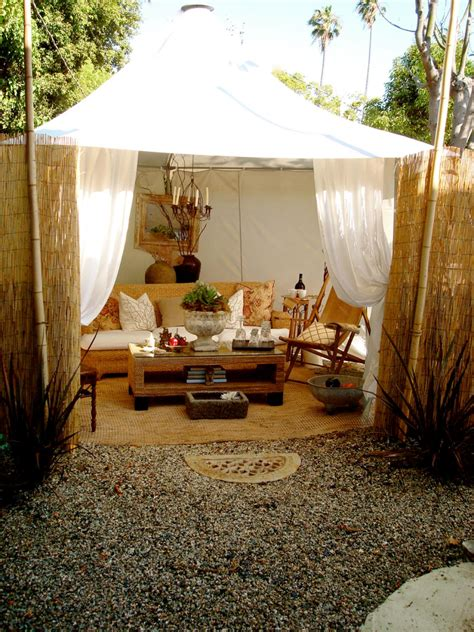 Tent In Living Room by Photo Page Hgtv