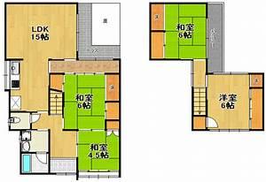 Plan Maison Japonaise : plan de maison japonaise id es de travaux ~ Melissatoandfro.com Idées de Décoration