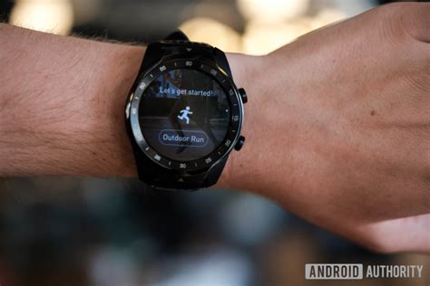 mobvoi ticwatch pro one of the best smartwatches on the