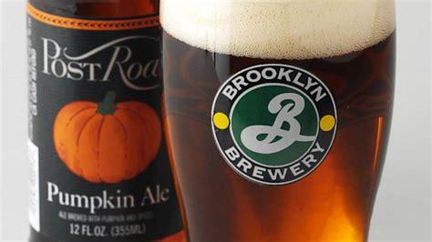 Post Road Pumpkin Ale Recipe by Brooklyn Brewery Post Road Pumpkin Ale Cravedfw
