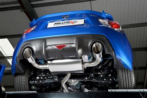 Subaru Brz 2 0 Litre Milltek Exhaust