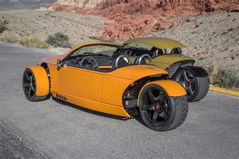 200 Hp Cars by 2017 Laguna From Vanderhall 77 000 00 200 Hp Out Of A 1