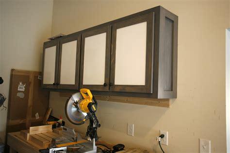 ana white garage storage cabinet diy projects