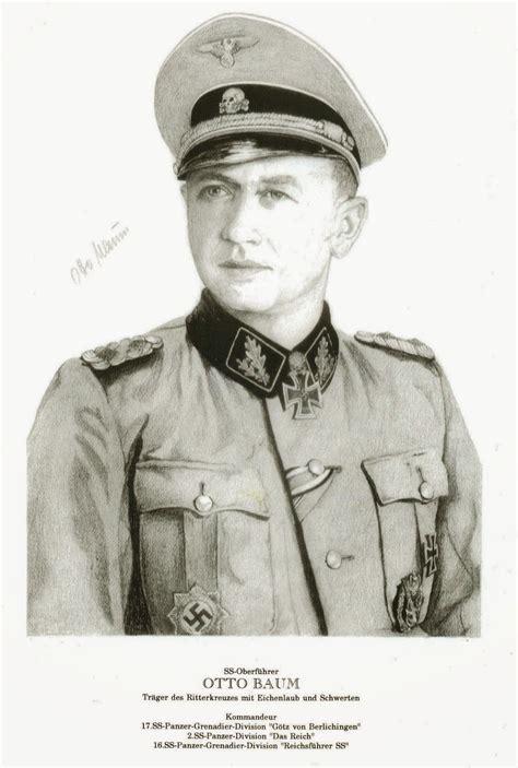 nazi jerman foto otto baum