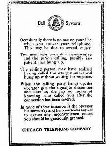 Telephone Manual