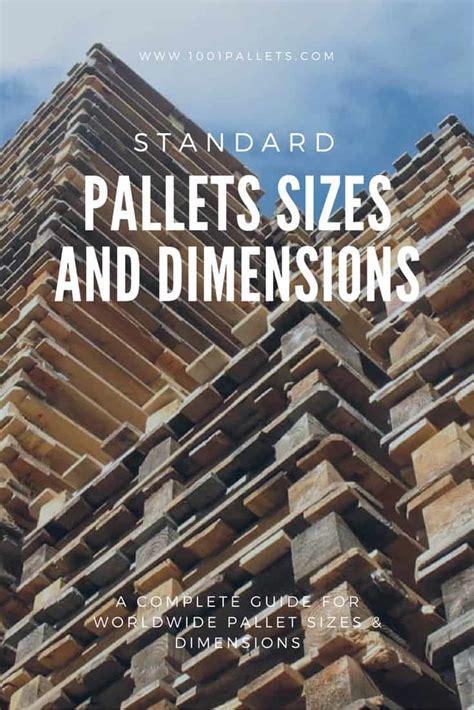 size   pallet check  standard pallet
