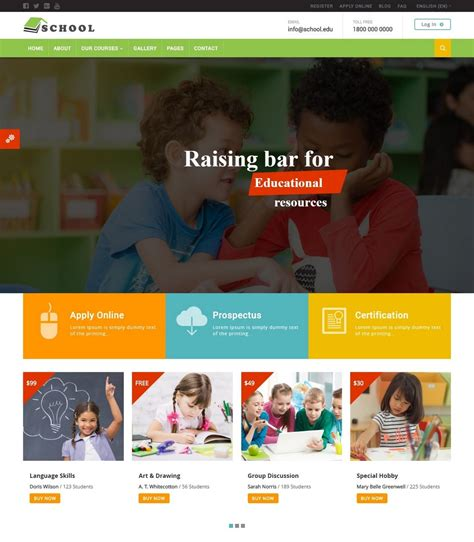 Best Moodle Themes 15 Best Moodle Themes Of 2018 Web Design Tips
