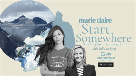 Introducing our new podcast: Start Somewhere with Sara ...