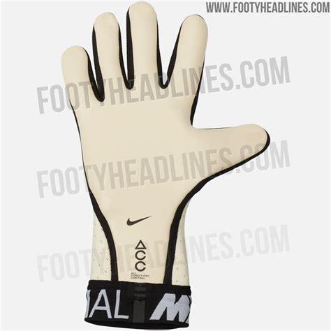 gen strapless nike mercurial touch goalkeeper gloves