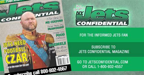 New York Jets Confidential – NFL Football » Dan Leberfeld ...