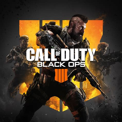 Call Of Duty Black Ops 4 Game Statistics