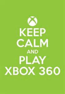 Keep Calm and On Xbox