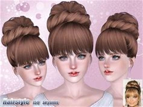 learn hair styles 1000 images about sims 3 hair on sims 3 sims 4669