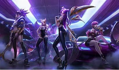 Legends League Kai Sa Rift Summoner Games
