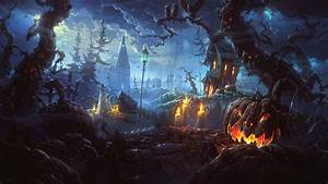 Halloween wallpapers, Free computer desktop hd wallpapers ...
