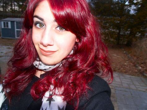 Magenta Hair Color This Is Pretty Much My Current Color