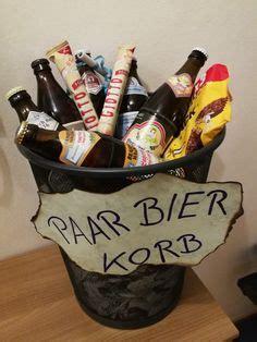 Paar Bilder Ideen by Paar Bier Korb Geschenk Bier Geburtstag M 228 Nner