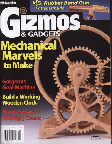 gizmos gadgets maravillas mecanicas  hacer especial