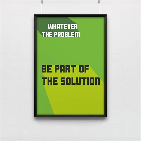 affiche bureau poster whatever the problem affiche de bureau kollori com