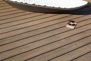 Lame De Terrasse Composite Longueur 4m : lame de terrasse composite emotion lisse silvadec 23x138 longueur 4m ~ Melissatoandfro.com Idées de Décoration
