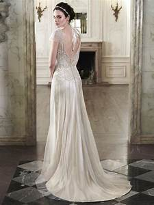 great gatsby inspired wedding dresses to fall in love with With great gatsby wedding dress