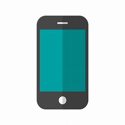 Phone Cell Vector Icon Illustration Vectors Graphics