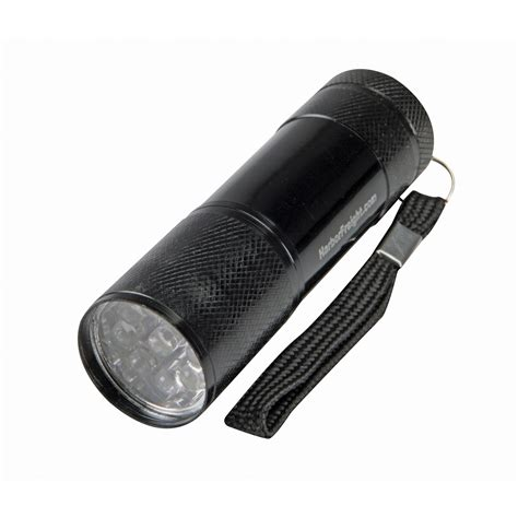 3 1 2 in 9 led mini flashlight