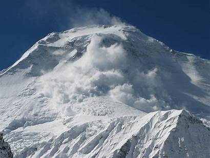 Avalanche Iran Avalanches Gold Everest Mountain Three