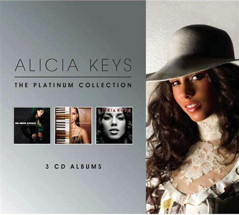 alicia keys  platinum collection cd compilation