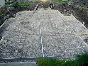 piscine enterree sans dalle beton With dalle beton pour piscine