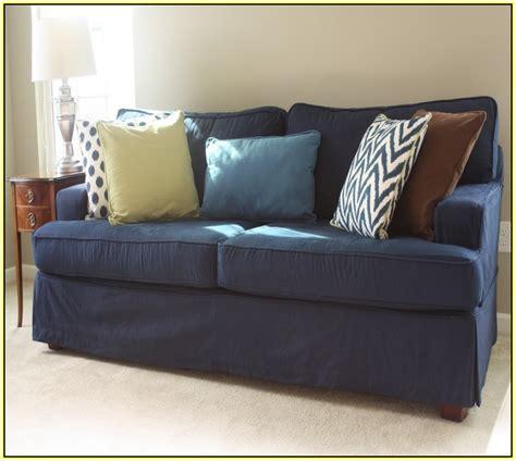 Denim Sofa Sleeper by Blue Denim Sofa Home Design Ideas