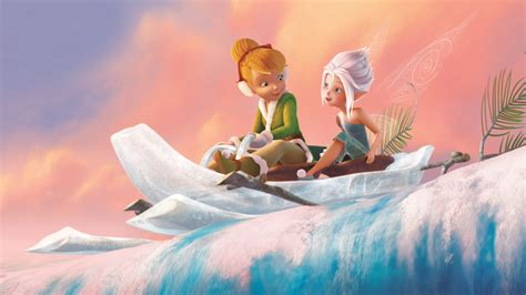 Disney Fairies New Secret Of The Wings Movie The Rebel Chick