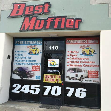 muffler  reviews auto repair  corydon st