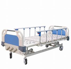 3 Crank Manual Hospital Bed For Sale Cheap