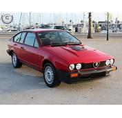 Classic 1983 Alfa Romeo GTV6 Coupe For Sale 524  Dyler