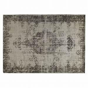 Tapis Jaune Maison Du Monde : tapis maison du monde gris avie home ~ Zukunftsfamilie.com Idées de Décoration