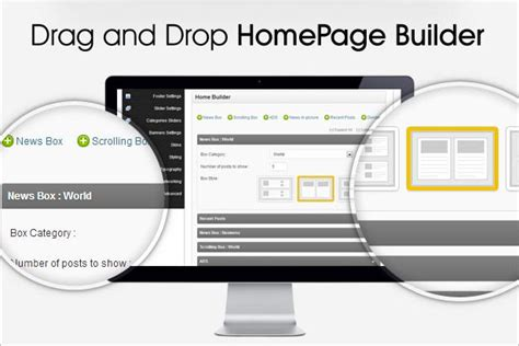 Homepage Builder 15 by 10 Best Page Builder Drag And Drop Theme