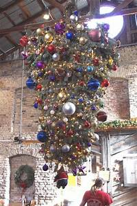 Eastern European Tradition of Upside-Down Christmas Trees
