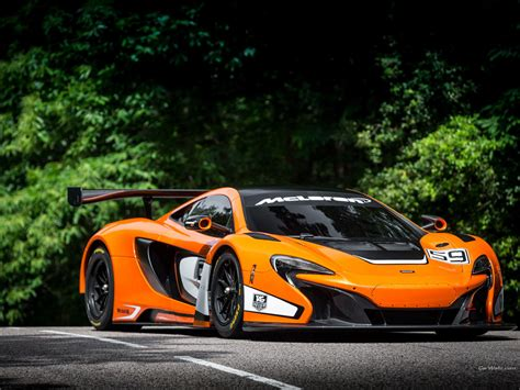 Awesome Mclaren 650s Gt3 Wallpaper