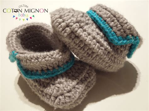 botitas a crohet para recien nacido botitas de crochet